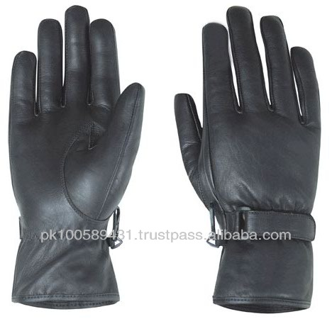 Motorbike Gloves / Cheap Motorcycle Motorbike Gloves / Sheep Skin Leather Motorbike Gloves