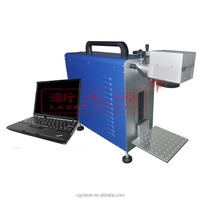 Rotation Fiber Laser Marking Machine