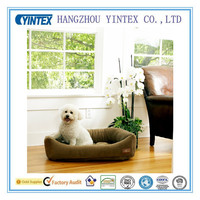 Yintex Good Quality Comfort cotton luxury pet dog beds
