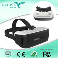 portable video glasses vr world WIFI all in one vr box