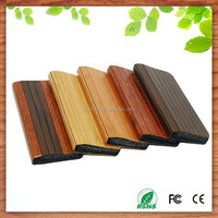 real bamboo wooden fancy cell phone cover case for samsung galaxy note 3/4