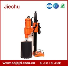 Fine 230MM concrete core drill power plate hammer drills manufacturer