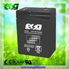Sealed Self-Maintenance Lead-Acid Vrla 6V4Ah UPS Battery for alarm System
