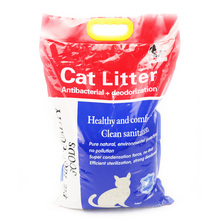 Experienced manufacture dog poop cat litter bags with handle loop side gusset