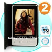 2.4'' pocket digital photo frame for halloween gifts