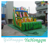 Popular Inflatable Toys Giant Slide Inflatable Slides For Children Outdoor Playground