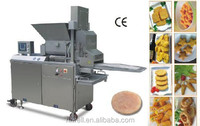 304 Stainless Steel Automatic Beef Shrimp Meat Hamburger Burger Patty Forming Making Machine