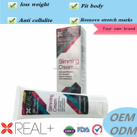Better than chinese slimming pills hot REAL PLUS slimming cream tube