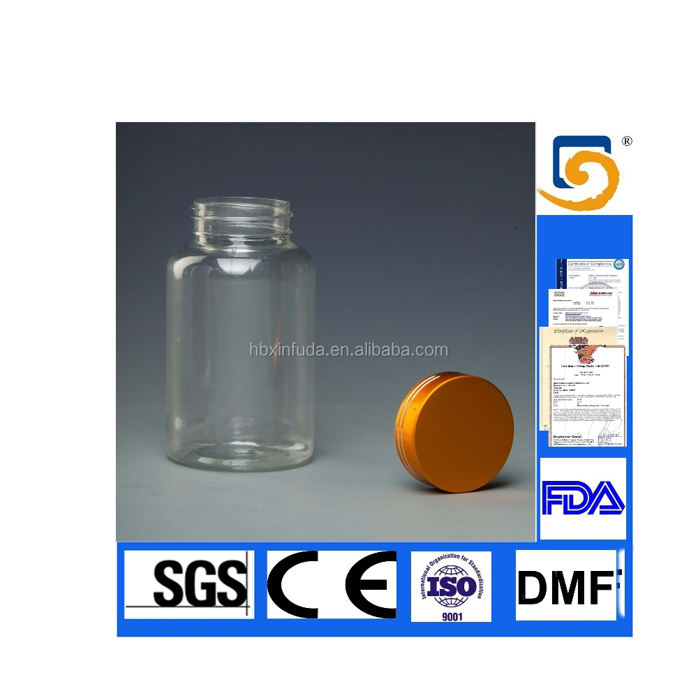 30ml capsule pet bottle for pill
