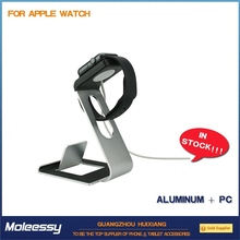 Durable adjustable promotional phone stand holder for apple watch