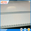 10mm Fluted Plastic corrugated Correx Packaging board