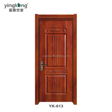 Popular Style Interior Split Doors Teak Wood Main Door Designs in India