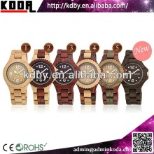 KODA bamboo watches Naturally Wholesale Wood Watch in China Factory