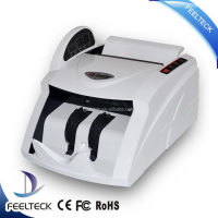 Best quality latest bank note counting and checking machine