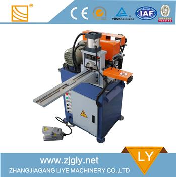 DJ80 Single head blue chamfering tube end finishing machine