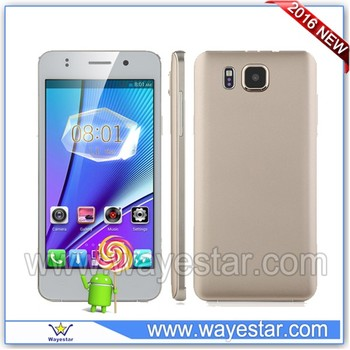 China Wholesale Cell Phones 3G MTK 6580 Android 5.1
