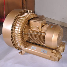 GHBH 7D5 36 2R8/ Goorui low noise, 3 phase ,double stage regenerative air ring blowers/side channel blowers