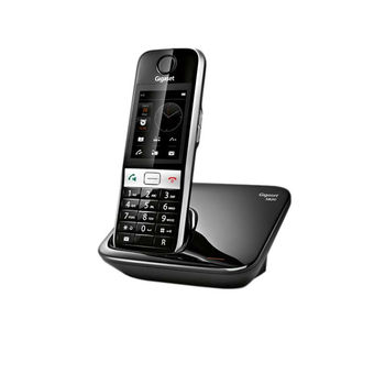 Cordless telephone with 500 adress book entries GIGASET S820