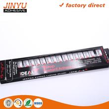 strong viscosity Acrylic Resin high temp silicone sealant