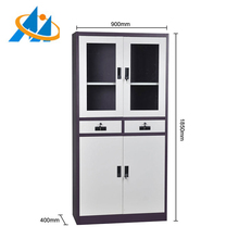 best selling products steel almirah glass key cabinet