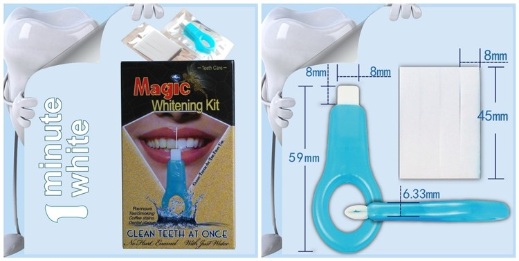 Express Printing lables new technology innovations Private Label Teeth Whitening Kit