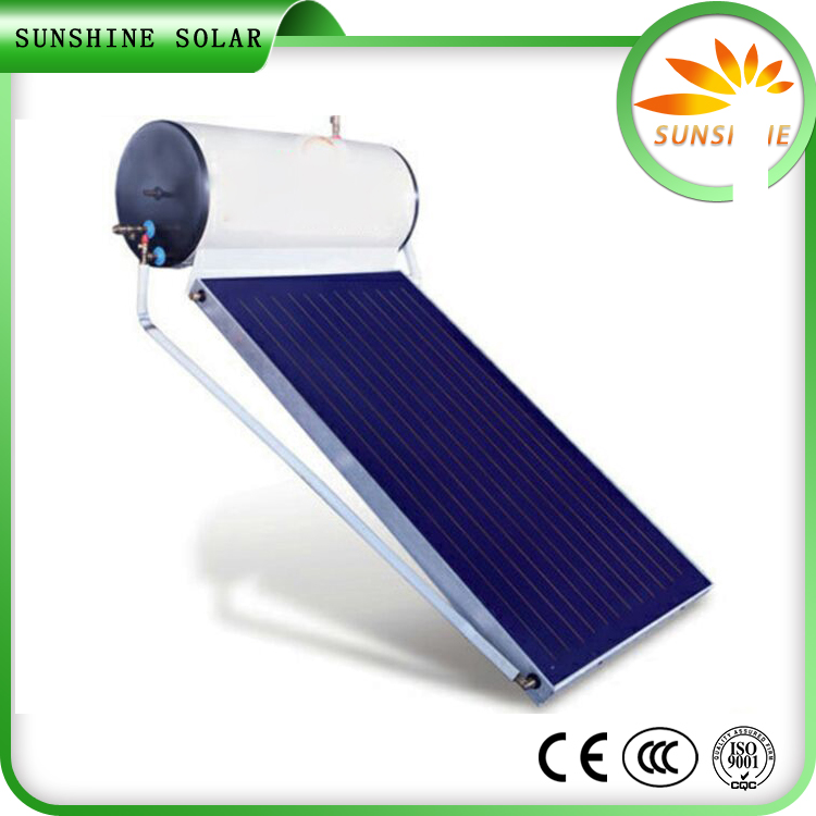 China Wholesale SUS 304 Stainless Steel 150L Pressure Solar Water Heater