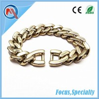 150mm gold color metal chain for bags