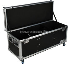 Flight Road Case MATUT441917W Sutility Trunk Case with Caster Kit and Stackable Caster Dish