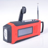 Portable Emergency Solar Noaa Weather Radio AM/FM/WB