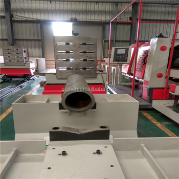 Pipe Fabrication fast Fitting-up Machine