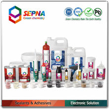 High performance clear silicone adhesive sealant/ electronic silicone sealant
