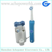 China factory electric toothbrush prices with round brush removable handle