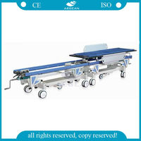 AG-HS004 Two connecting parts operating room ambulance stretcher