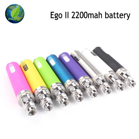 Ego II 2200mAh new leader battery ego battery 2200mah