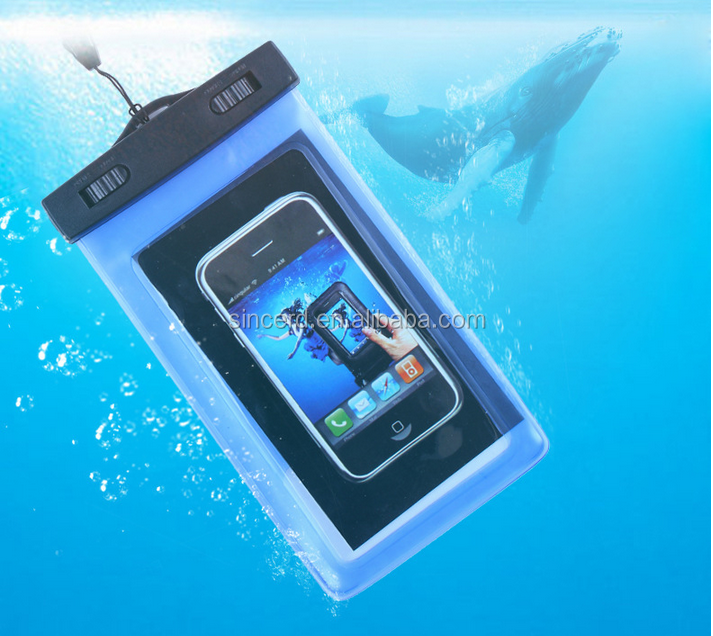 New Design OEM Wholesale Colorful Phone Bag Waterproof Phone Pouch Cover Case
