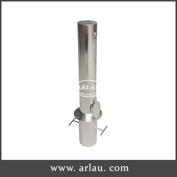 (RB14) Arlau removable parking post, removable steel bollard