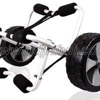 Aluminum Kayak Accessories Trolley