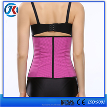 High quality new products 2016 Sexy waist trainer shapers corset