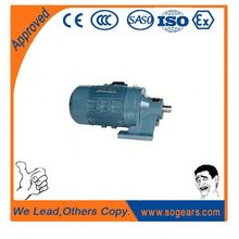 Planetary gear box cement mixer speed reducer
