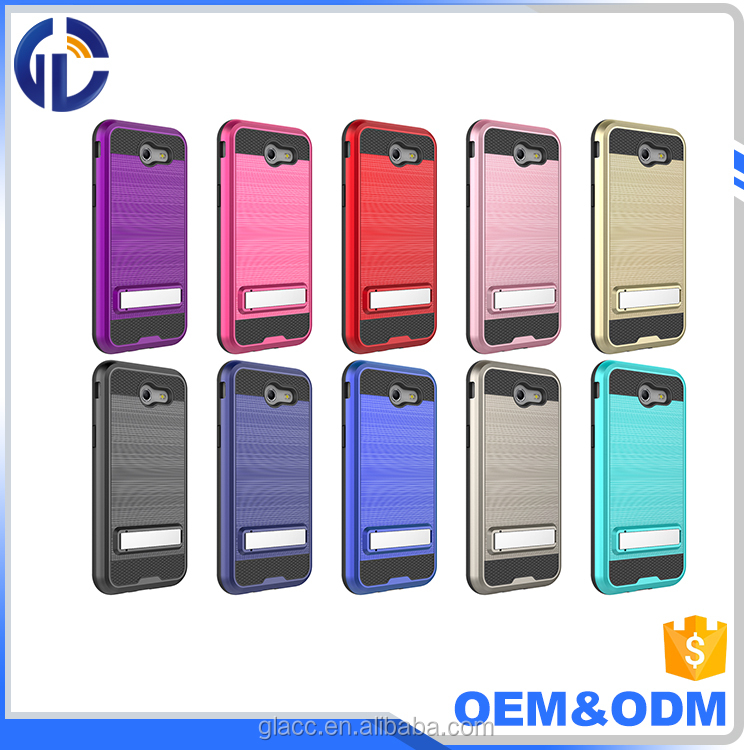 Hot selling accesorios para celulares mobile phone case for samsung J3 emerge