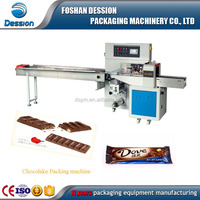 price pouch packing machine/ low cost pouch chocolate packing machine /chocolate wrapping machine
