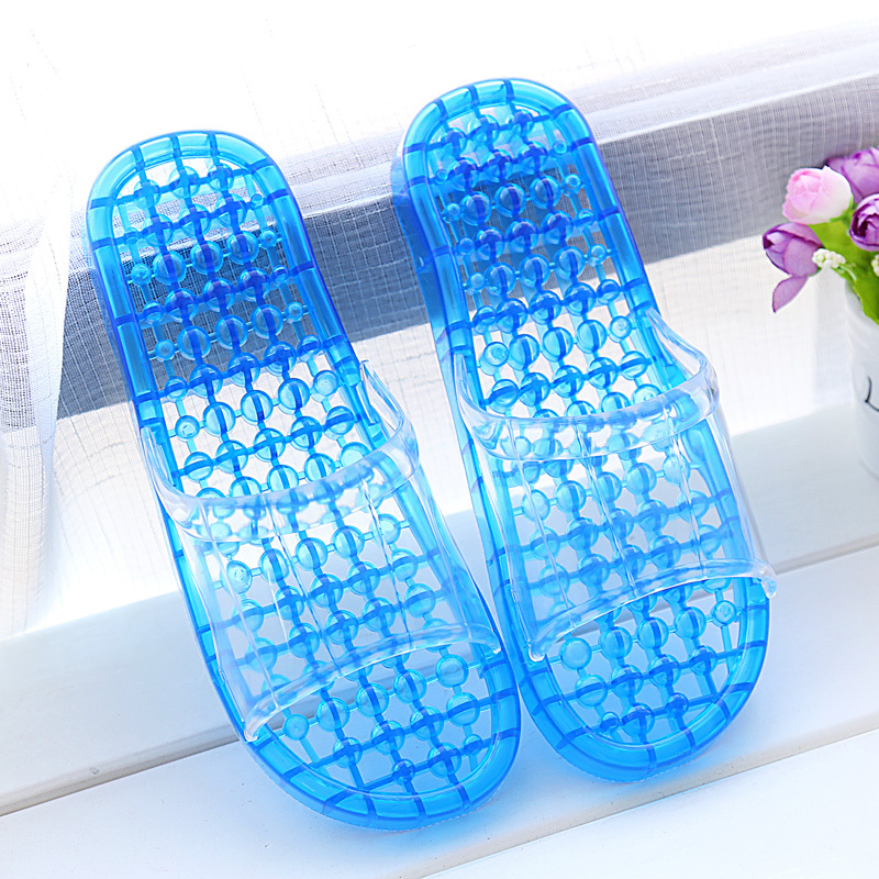 2016 Beixiduo unisex Plastic bathroom anti-slip health massage slippers with competitive price sandals mens slippers