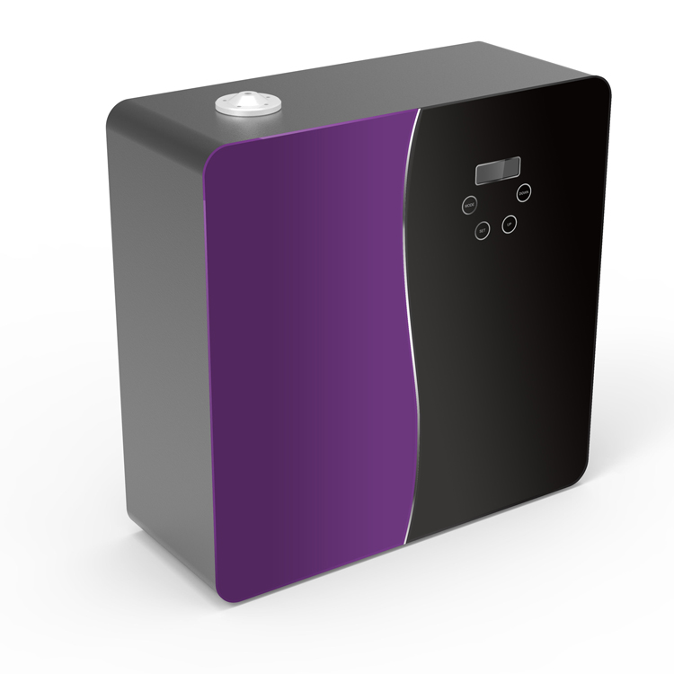 Automatic Innovation 2018 metal material with strong <strong>Air</strong> pumb scent diffuser machine dispenser for <strong>air</strong> conditional