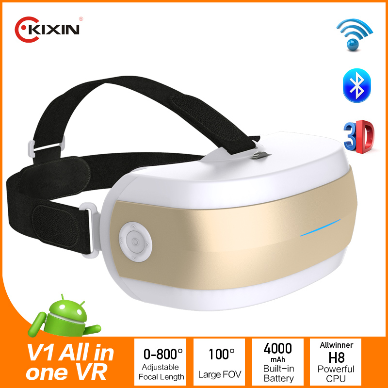 China supplier virtual reality 3D games glasses,VR headset all in one for sale