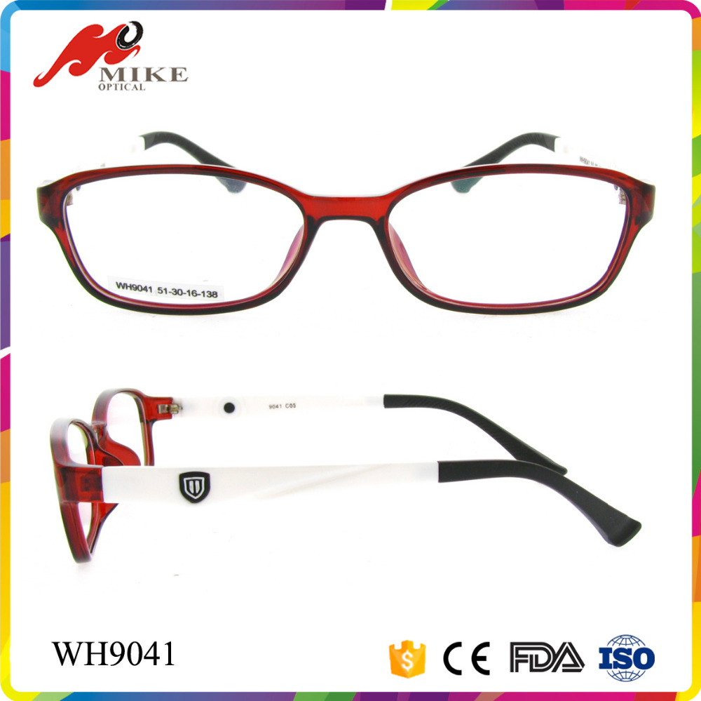 2016 new design all face shape match full rim spectacle eyewear frame for ladies
