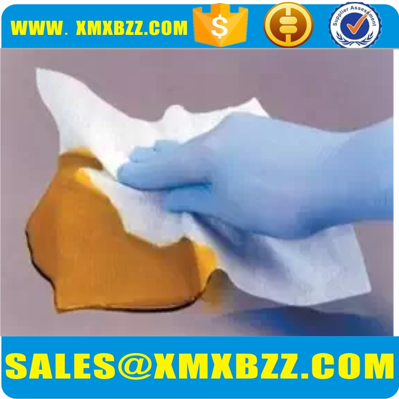 Non-dust cleaning cloth, superfine microfiber cloth, cleanroom wipers for digital electronics