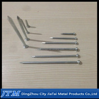 High quality Galvanized 45# Concrete Nail/Or Polished Concrete Nail Factory Direct