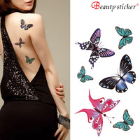 Competitive Price Water Transfer Temporary Tattoo Sleeves