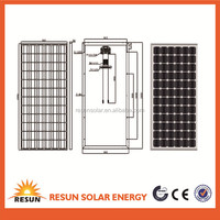 mono solar panel manufacturer from china online shopping in low price