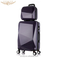 2016 2pcs set sky travel luggage